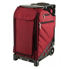 Сумка ZUCA Pro Travel Ruby Red & Black