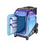 Комплект сумка Ice Dreamz с фиолетовым сиденьем и сумкой для пикника