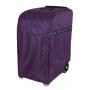 Сумка ZUCA Pro Travel Royal Purple & Silver
