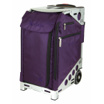 Сумка ZUCA Pro Travel Royal Purple & Silver