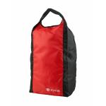 мешок вещевой красно-черный